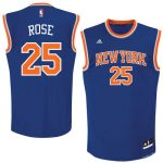 New York Knicks Derrick Rose Youth Replica Road Jersey