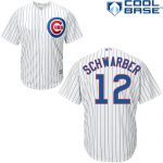 Kyle Schwarber Jersey – Chicago Cubs Replica Adult Home Jersey