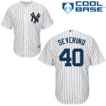Luis Severino Youth Jersey – NY Yankees Replica Kids Home Jersey