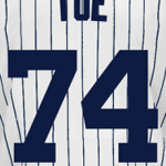 Toe Jersey – Ronald Torreyes Yankees Adult Nickname Home Jersey