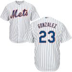 Adrian Gonzalez Youth Jersey – NY Mets Replica Kids Home Jersey