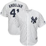 Miguel Andujar Jersey – NY Yankees Replica Adult Home Jersey