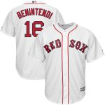 Andrew Benintendi Youth Jersey – Boston Red Sox Replica Kids Home Jersey