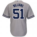 Bernie Williams NY Yankees Replica Road Jersey