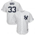 Greg Bird Jersey – NY Yankees Replica Home Jersey