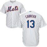 Asdrubal Cabrera Jersey – NY Mets Replica Adult Home Jersey