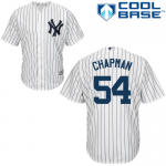 Aroldis Chapman Youth Jersey – NY Yankees Replica Kids Home Jersey