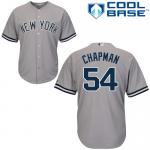 Aroldis Chapman Jersey – NY Yankees Replica Adult Road Jersey