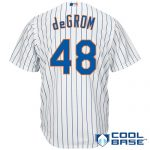 Jacob deGrom NY Mets Replica Youth Home Jersey