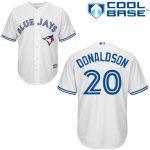 Josh Donaldson Youth Jersey – Toronto Blue Jays Replica Kids Home Jersey