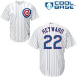 Jayson Heyward Youth Jersey – Chicago Cubs Replica Kids Home Jersey