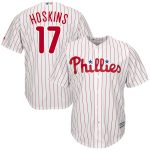 Rhys Hoskins Youth Jersey – Philadelphia Phillies Replica Kids Home Jersey