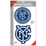 NYCFC 2-Pack Magnets
