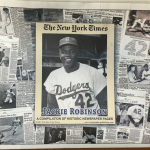Jackie Robinson Historic Newspaper Compilation – NY Times