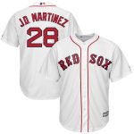 J.D. Martinez Youth Jersey – Boston Red Sox Replica Kids Home Jersey