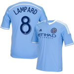 Frank Lampard Blue Primary Replica Youth Jersey: NYCFC