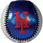 NY Mets Soft Strike Baseball