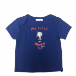 My First Mets Baby Tee