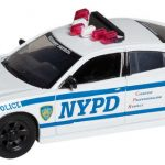 NYPD Highway Patrol Car