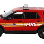 FDNY 2015 Ford SUV Chief's Car