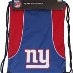 NY Giants Team Logo Backsack