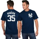 Michael Pineda Youth T-Shirt – Navy NY Yankees Kids T-Shirt