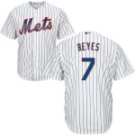 Jose Reyes Youth Jersey – NY Mets Replica Kids Home Jersey
