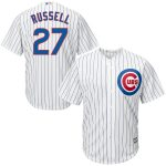 Addison Russell Jersey – Chicago Cubs Replica Adult Home Jersey