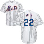 Dominic Smith Youth Jersey – NY Mets Replica Kids Home Jersey