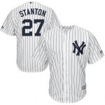 Giancarlo Stanton Jersey – NY Yankees Replica Adult Home Jersey