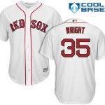Steven Wright Jersey – Boston Red Sox Replica Adult Home Jersey