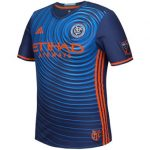 MLS New York City FC Men's Alternative Replica Soccer Jersey