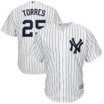 Gleyber Torres Youth Jersey – NY Yankees Replica Kids Home Jersey