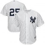 Gleyber Torres Youth No Name Jersey – NY Yankees Number Only Replica Kids Jersey