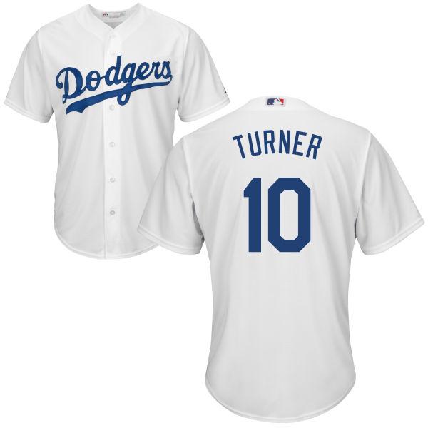 factory price c4e15 5e0d6 Justin Turner Youth Jersey – LA Dodgers Replica Kids Home ...