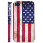 American Flag iPhone 6+ Case – Retro Design