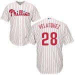 Vincent Velasquez Youth Jersey – Philadelphia Phillies Replica Kids Home Jersey