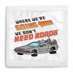 Where We Going Condom