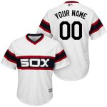 Chicago White Sox Replica Personalized Throwback Alt Jersey